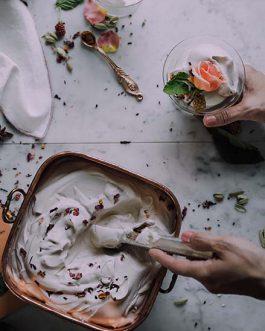 Nos crèmes glacées